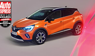 Renault Captur - header