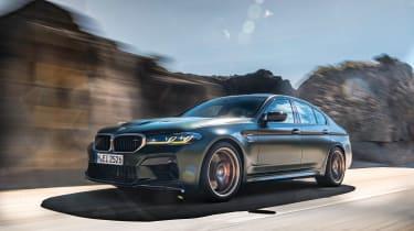 BMW M5 CS - front 6