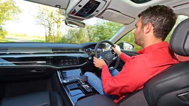 Audi A8 55 TFSI - Rich Ingram