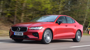 Volvo S60 - front action