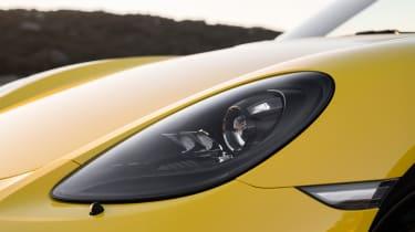 Porsche 718 Boxster GTS - headlight