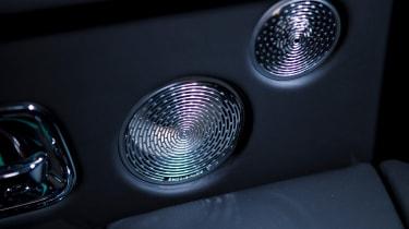 Rolls-Royce Bespoke Audio - speakers