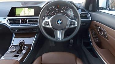 BMW 3 Series - dash
