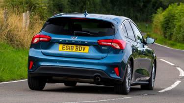 Ford Focus - rear