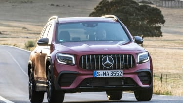 Mercedes-AMG GLB 35 - full front
