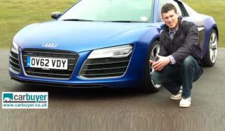 Audi R8 video review