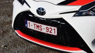 Toyota Yaris GRMN - grille