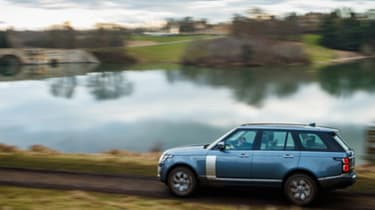 Range Rover review - off-road