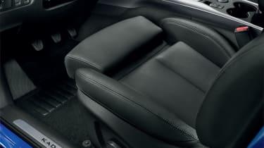 Renault Kadjar facelift - seat