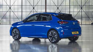 Vauxhall Corsa-e - rear static