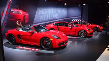 Porsche - LA Motor Show