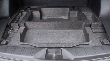 Subaru Forester - storage