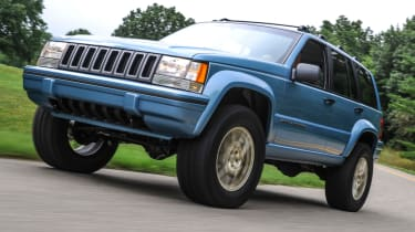 Jeep's wildest concepts driven - Grand One