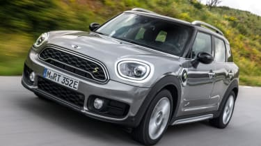 A to Z guide to electric cars - Mini Countryman S E hybrid
