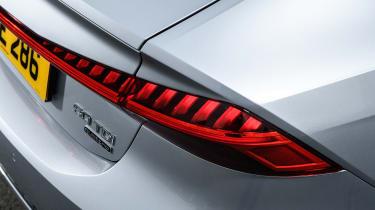Audi A7 Sportback - taillight