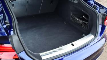 Audi S5 - boot