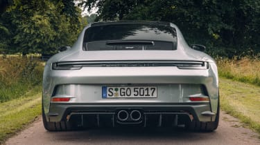 Porsche 911 GT3 Touring Package - full rear static