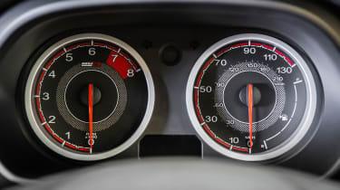 MG3 - speedo