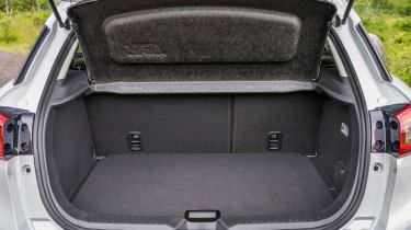 Mazda CX-3 GT Sport - boot