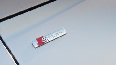 Audi Q5 - badge