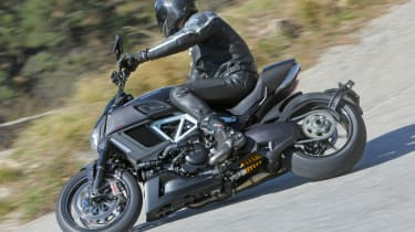 Ducati Diavel review - header