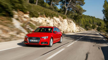 Audi A4 - World Car of the Year nominee