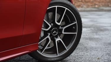 Mercedes-AMG C 43 - wheel detail