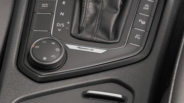 seat tarraco controls