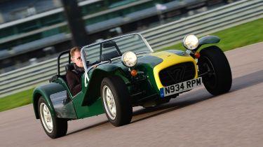 Caterham Seven K Series - front