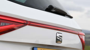 Tarraco rear lights