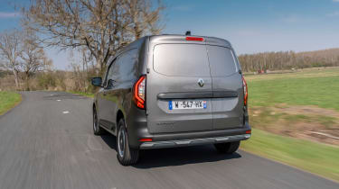 Renault Kangoo Van rear