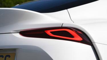 Toyota Supra - rear lights
