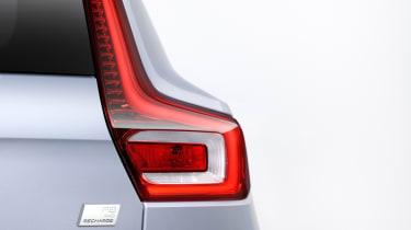 Volvo XC40 Recharge - rear light