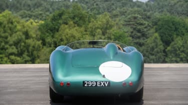 Aston Martin DBR1 - Rear