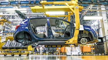 Best motoring features of 2017 - Dacia's eco plant