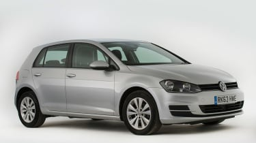 VW Golf Mk7 - front