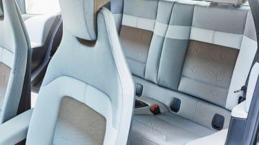 New updated BMW i3 interior