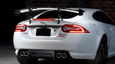 Jaguar XKR-S GT rear detail