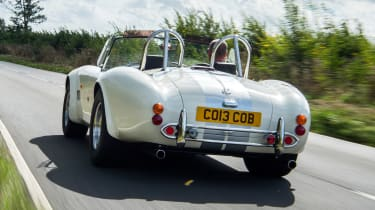 AC Cobra 378 - rear