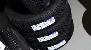 Renault Kadjar - long term tyres