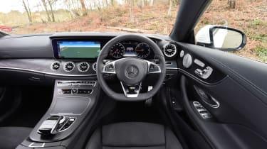 Mercedes E-Class 220d Coupe