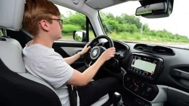 Jeep Renegade - James Brodie