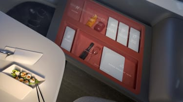 Volvo 360c concept - detail