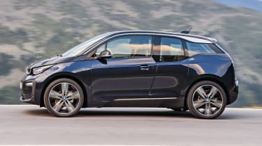 BMW i3 facelift - side