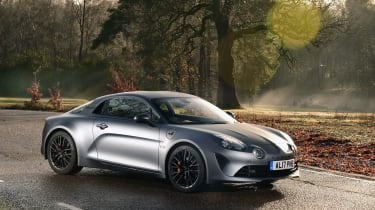 Alpine A110 S - front static
