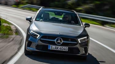 Mercedes A-Class - full front