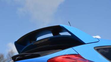 Ford Focus RS group - spoiler