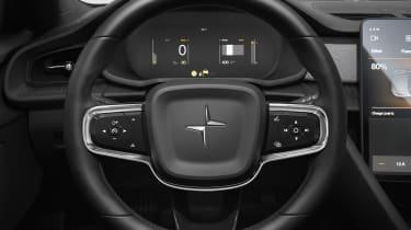 Polestar 2 - steering wheel