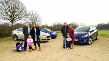 Ford S-MAX long-term - first report header