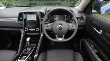 Renault Koleos - dash